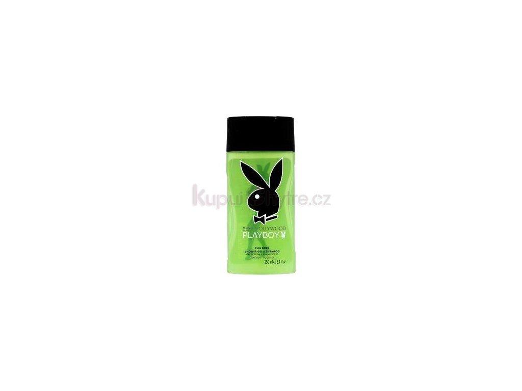 Playboy Hollywood Sexy sprchový gel a šampon 250ml