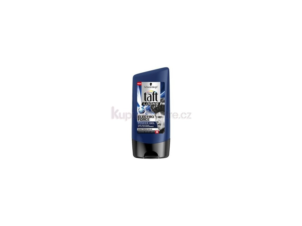 TAFT Looks Electro Force Power stylingový gel 150ml