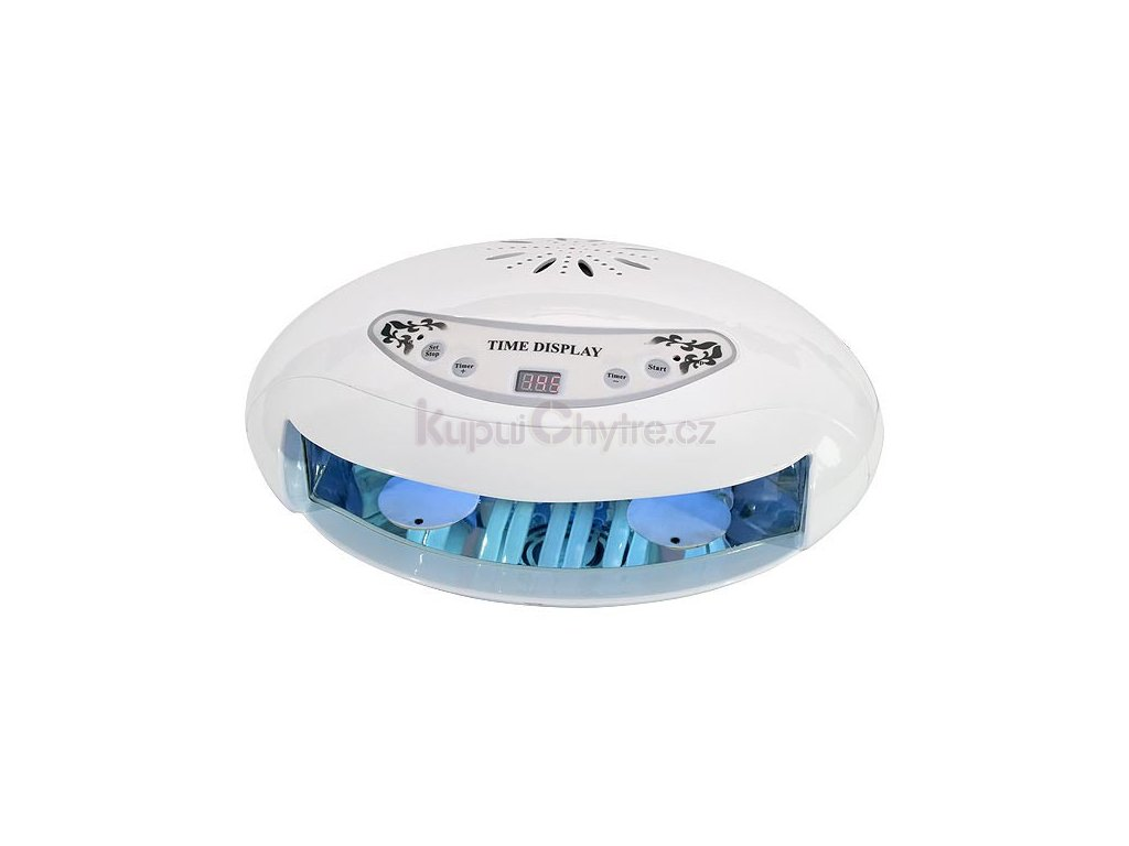 UV lampa na dvě ruce 45W se sušičkou