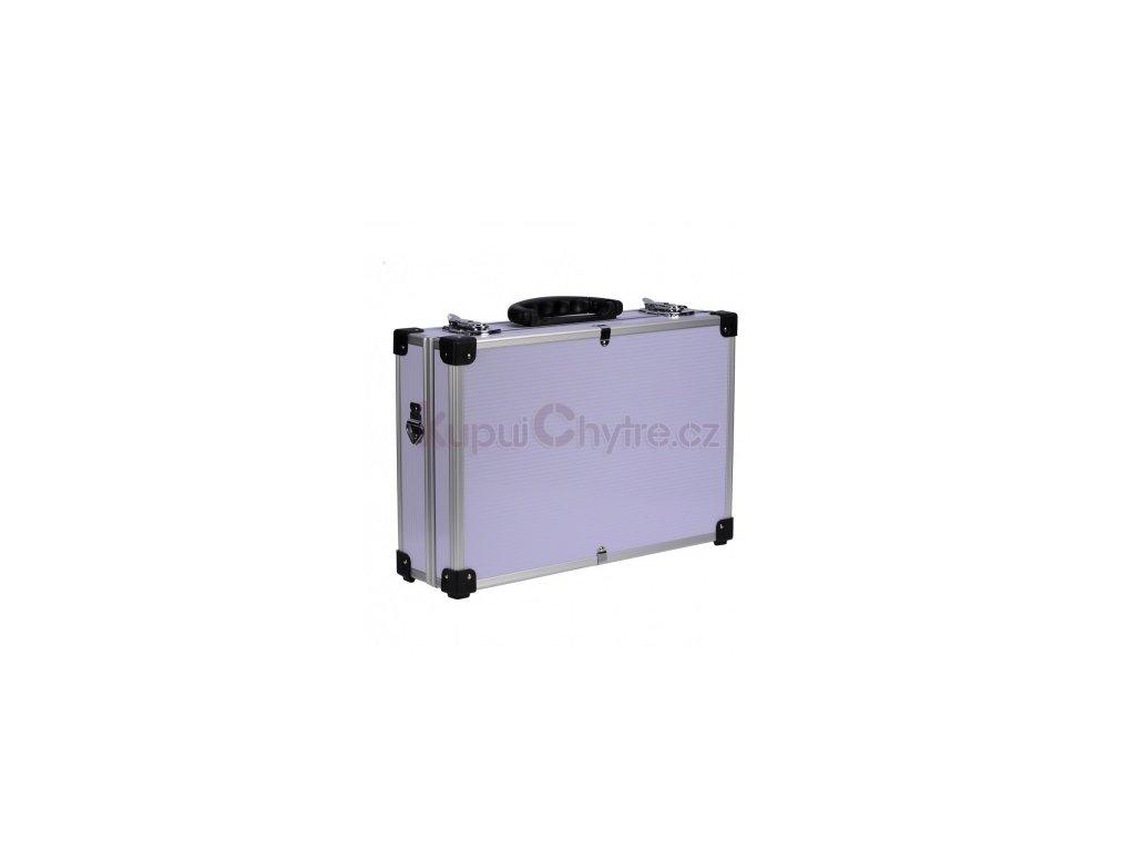 Multifunkční kufřík fialový