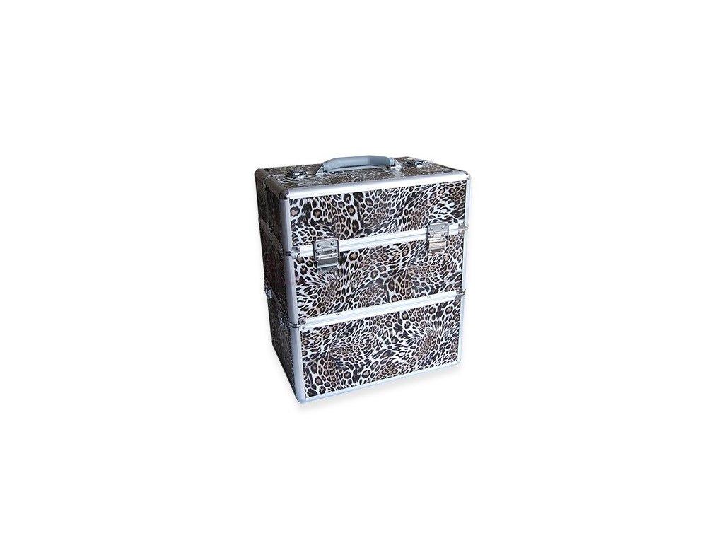 Kosmetický kufr - panter