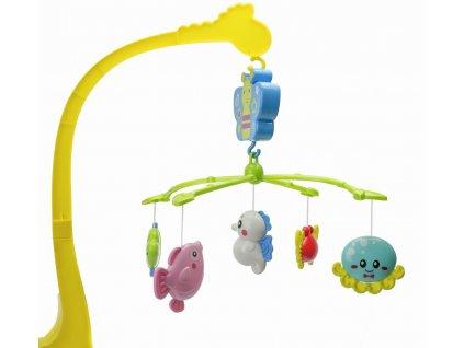 BABY hrací kolotoč nad postýlku