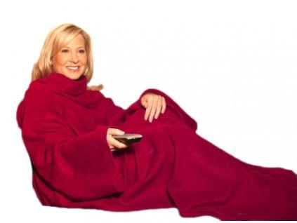 cervena deka