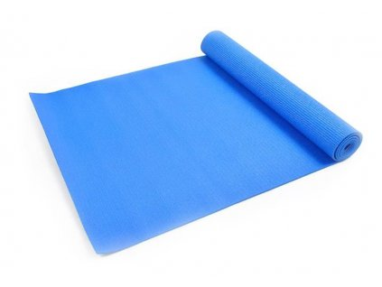 Podložka na jógu (YOGA MAT) - modrá