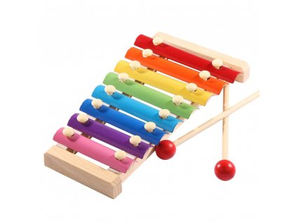Dětský cimbál - Xylofon