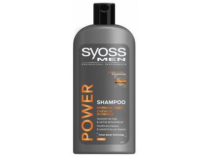 187825 1 Syoss Men Shampoo Power and Strength Bestekoop