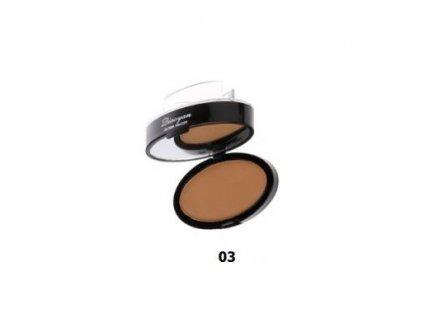 QIAOYAN Make-up na obočí - světle hnědý