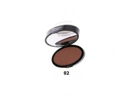 QIAOYAN Make-up na obočí - hnědý