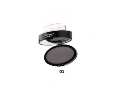 QIAOYAN Make-up na obočí - černý