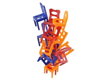 Neposedné židličky - Balance Chairs