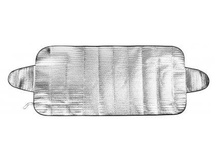 Protimrznoucí pokrývka na čelní sklo - ochranná klimatická clona 2v1