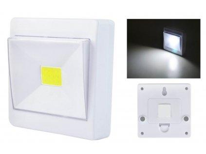 LED svítidlo / vypínač 3W