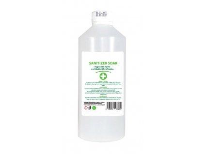 Sanitizer SOAP - antibakteriální hygienické mýdlo 1L