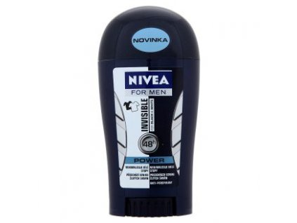 NIVEA tuhý anti-perspirant for men INVISIBLE 40ml