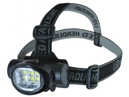 Čelovka LED COB 3W