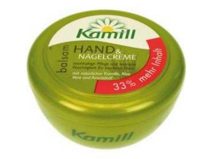 KAMILL Krém na ruce a nehty 200ml BALSAM / zelený