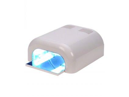 UV lampa na nehty 36W - bílá