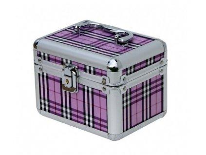 Malý kufřík - růžový