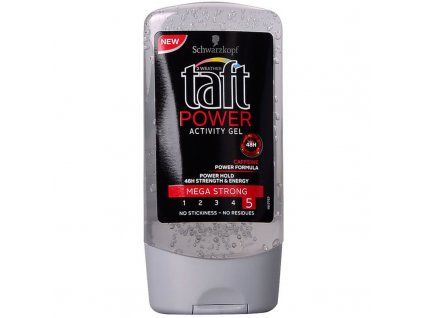 TAFT Power activity gel na vlasy - 150 ml