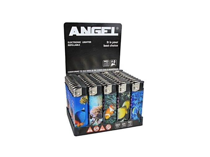 Zapalovač Angel Piezo Fishes
