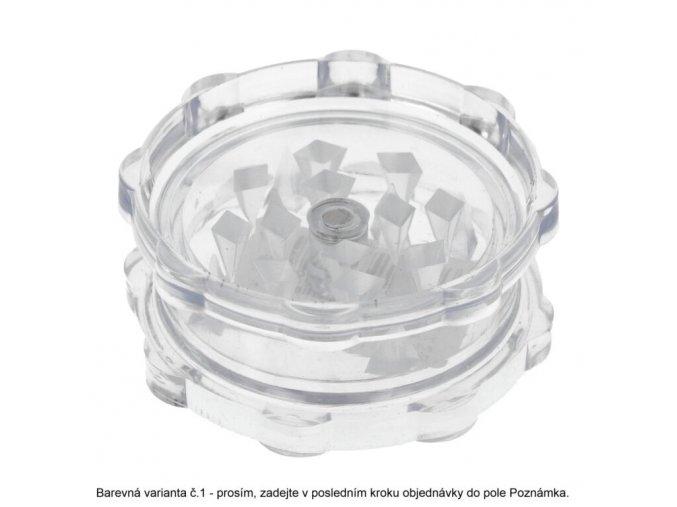 Drtič tabáku plastový, 12mix