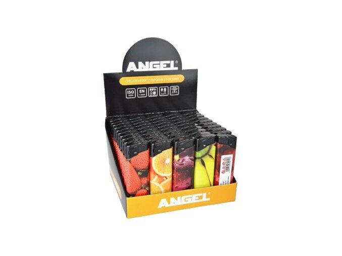 Zapalovač Angel Piezo Fruits