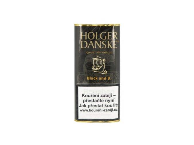 Dýmkový tabák Holger Danske Black, 40g