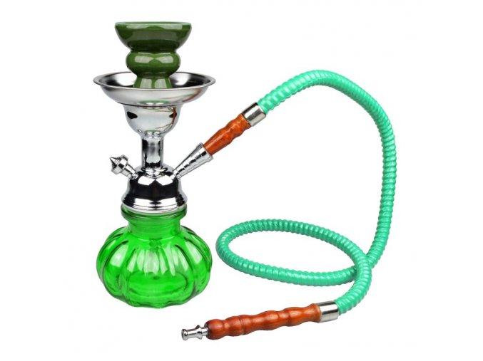 Vodní dýmka Siguo 25 cm, zelená