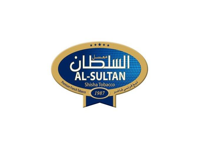 Tabák do vodní dýmky Al-Sultan 2 Apples (2), 50g/V