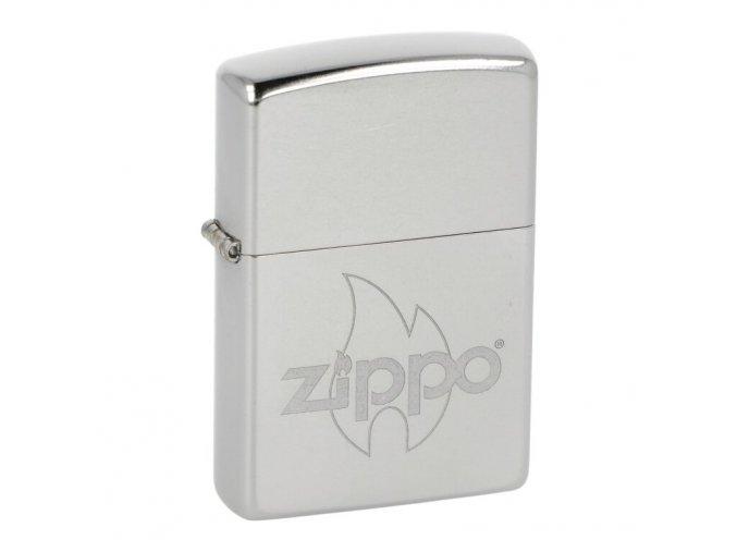 Zapalovač Zippo Baseball Cap, satin