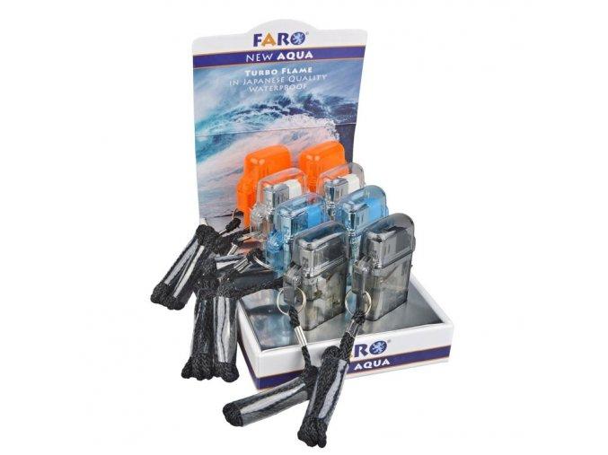 Žhavící zapalovač FARO Turbo Aqua Waterproof