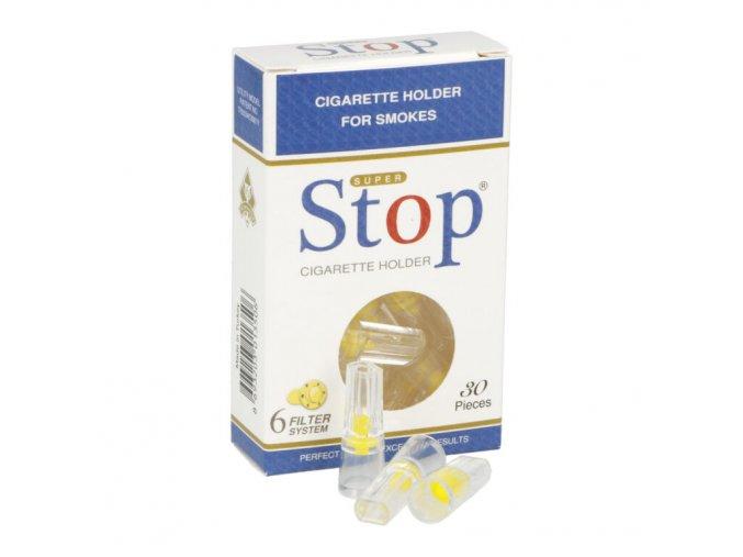 Cigaretové filtry Stopfiltr, 30ks