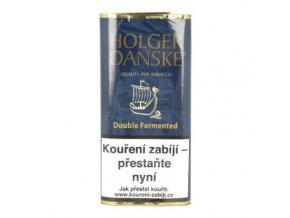 Dýmkový tabák Holger Danske Double Fermented, 40g