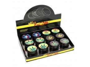 Drtič tabáku Mix, kovový