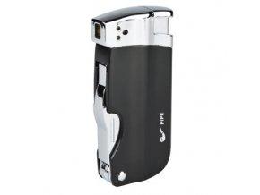 Dýmkový zapalovač Hadson Pipe Multi, černý