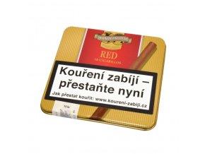 Doutníky Handelsgold Cigarillos Red, 10ks
