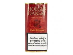 Dýmkový tabák Holger Danske Cherry Vanilla, 40g
