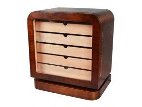Humidor na doutníky Vintage, stolní