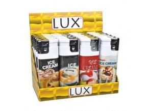 Zapalovač Lux Maxi Ice Cream