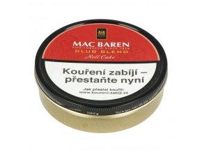 Dýmkový tabák Mac Baren Club Blend, 100g