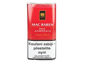 Dýmkový tabák Mac Baren Cherry Ambrosia, 50g