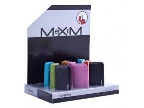 Tryskový zapalovač Maxim Pascin