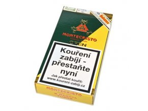 Doutníky Montecristo Regata A/T, 3ks