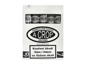 Doutníky PDR A Crop Gordo Oscuro, 5ks
