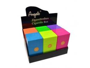 Pouzdro na cigarety Clic Boxx 100 na stovkové cigarety, Angelo
