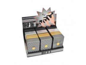 Pouzdro na cigarety Clic Boxx Deluxe