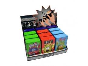 Pouzdro na cigarety Clic Boxx Music