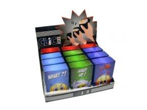 Pouzdro Clic Boxx Smileys na cigarety
