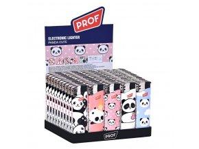 Zapalovač Prof Piezo Cute Panda