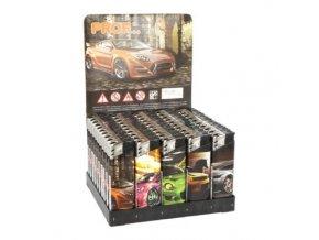 Zapalovač Prof Piezo Sport Cars